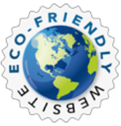 badge for eco-friendly